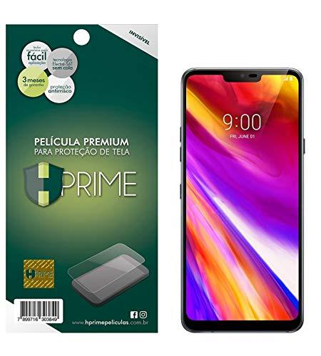 Pelicula Invisivel para LG G7 ThinQ, HPrime, Película Protetora de Tela para Celular, Transparente