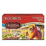 Best Rooibos Teas - Celestial Seasonings Herbal Tea, Rooibos Madagascar Vanilla, 20 Review