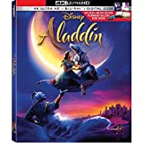Aladdin Live Action 2019 Limited Edition(4K...