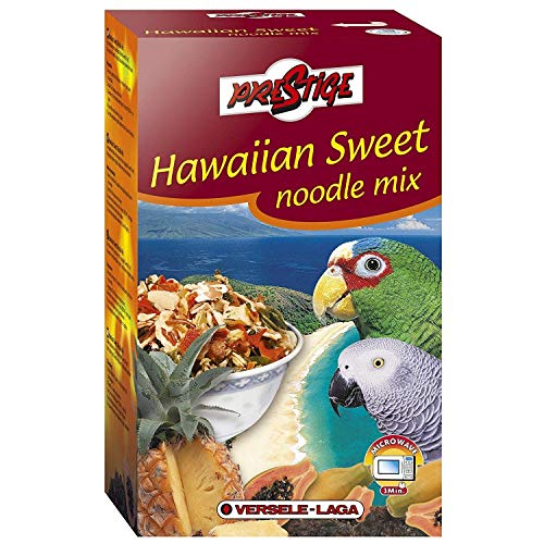 Hawaiian Sweet Noodle Mix Leckerbissen für Papageien Versele Laga