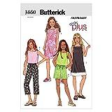 BUTTERICK 3860/7 - Patrón de Costura