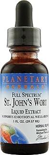 Planetary Herbals Full Spectrum St. John's Wort Liquid Extract, 1 Fluid Ounce