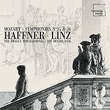 "Mozart: Symphonies n°. 35 ""Haffner"" & n°36. ""Linz"""