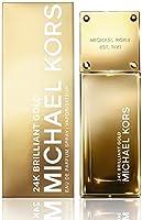 減少:マイケルコース24Kゴールドブリリアントスプレー30ML EDP