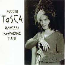 Puccini: Tosca Complete Opera Hildegarde Ranczak Preiser