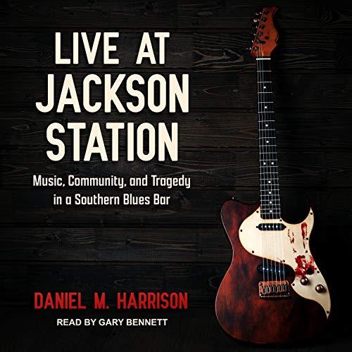 Live at Jackson Station cover art