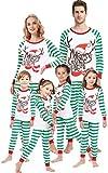 Matching Family Pajamas for Girls Merry Christmas Deer Boys Pjs Mum and Me Sleepwear Baby Clothes Kids Pyjamas Kids 3t