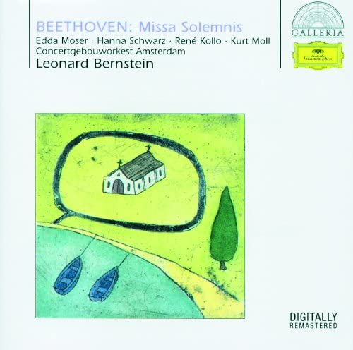Royal Concertgebouw Orchestra, Leonard Bernstein & Ludwig van Beethoven