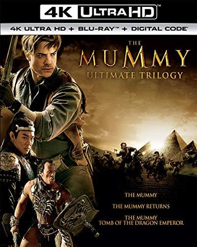 The Mummy Ultimate Trilogy [Blu-ray]