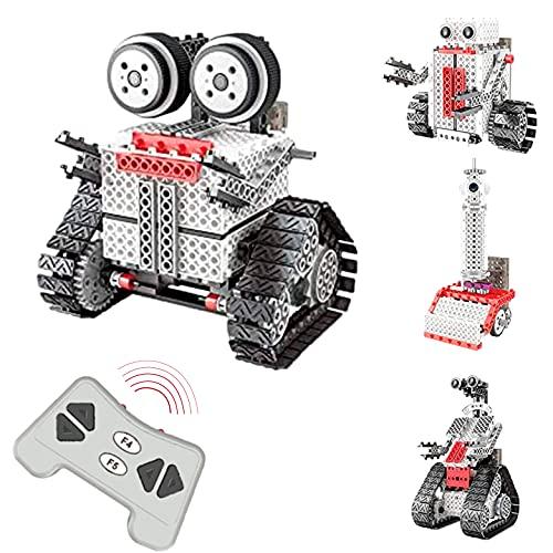 Robots Para Montar Marca JUGUETECNIC