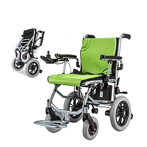 ZR Elektrisch. Rolstoel – volwassenen, die de lichtste compacte aandrijving voor rolstoelen met 10 Ah 24 V lithium batterij energie tot 12 mijlen en lichtgewicht transportstoel vouwt.
