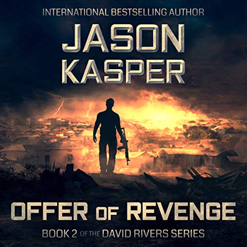 Offer of Revenge  audiobook cover art