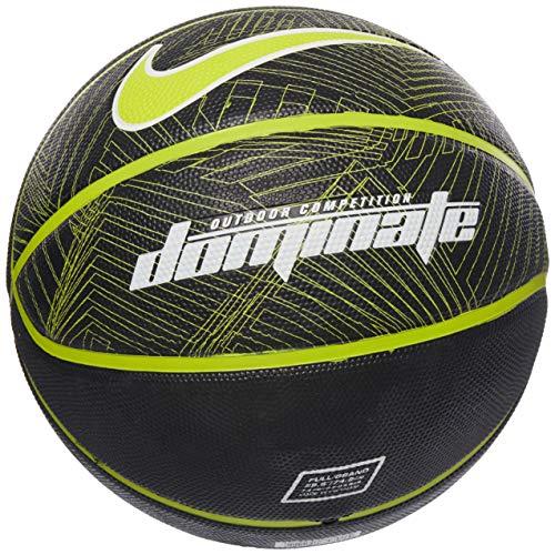 Nike Dominate 8P Ball N0001165-044; Womens,Childrens,Mens basketballs; N0001165-044_7; Black; EU; ( UK)