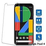 Google Pixel4 フィルム Google Pixel4 ガラスフィルム 2.5D 強化ガラス 保護フィルム 99% 透過率 硬度9H 高タッチ感