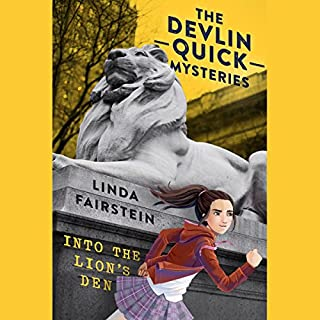 Into the Lion's Den audiobook cover art