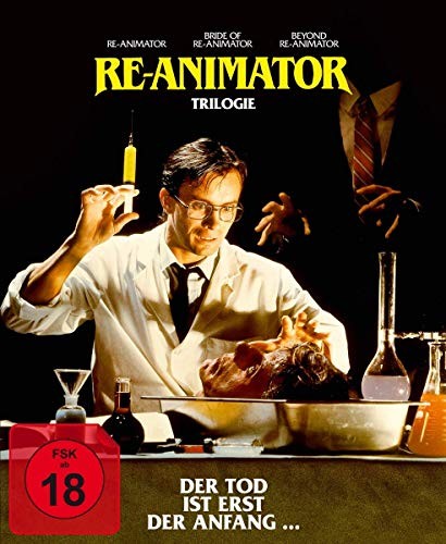 Re-Animator 1-3 [Italia] [Blu-ray]