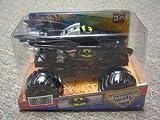 Hot Wheels Monster Jam 1/24 Die Cast Grave Digger 30th Anniversary 2012 Edition Batman Monster Truck