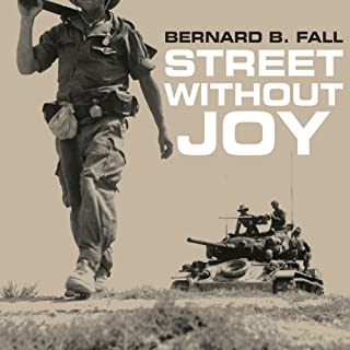Street Without Joy audiobook cover art