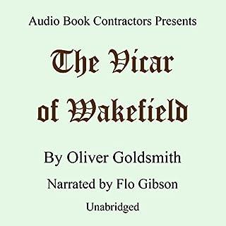 Couverture de The Vicar of Wakefield