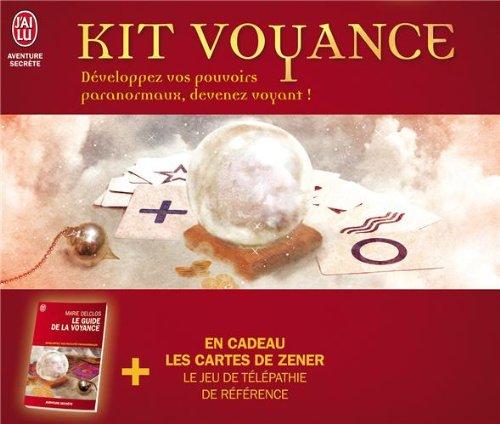 Kit voyance : Développez vos pouvoirs paranormaux, devenez voyant !