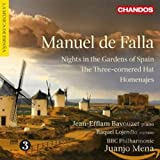 De Falla: Nights in the Gardens of Spain/Homenajes