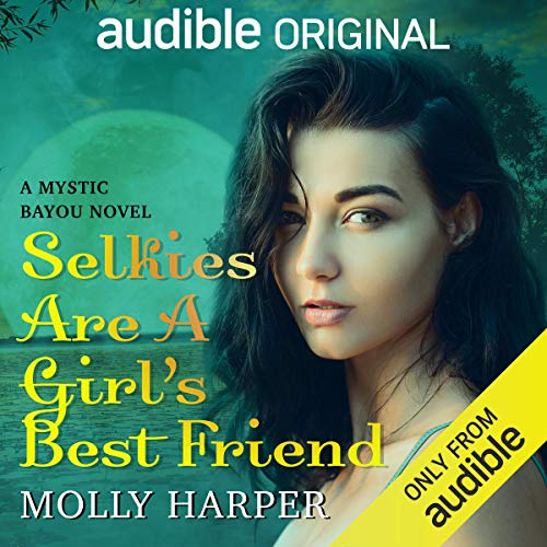 Selkies Are a Girl's Best Friend  By  cover art
