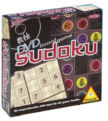 Piatnik - Dvd Sudoku [Lingua Tedesca]