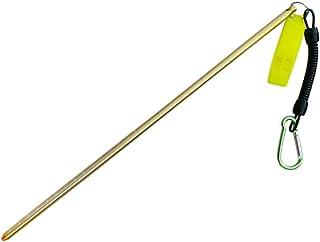 Aluminium Riffstab Taucher Zeigestab mit 34 cm Spiralverlängerung bis 65cm