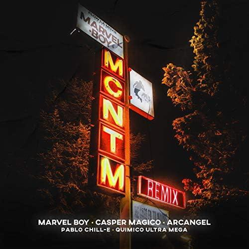 Marvel Boy, Casper Magico & Arcangel feat. Quimico Ultra Mega & Pablo Chill-E