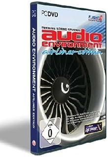 Flight Simulator X - Audio Environment: Airliner Edition (Add-On) [Importación alemana]