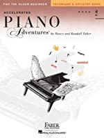 Accelerated Piano Adventures for the Older Beginner: Book 2 : Technique & Artistry Book