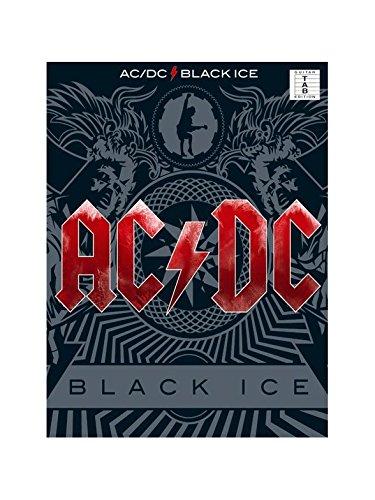 AC/DC: Black Ice (TAB). Noten voor gitaar, tablet, gitaar