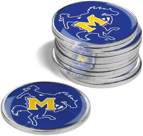 LinksWalker McNeese State Sales of SALE items from new works New Shipping Free Shipping Cowboys - Markers 12 Ball Pack
