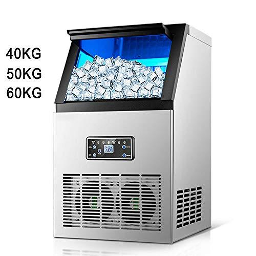 gogobest Cube Eismaschine Eismaschine Kleine Mechanische Eishockey-Maschine Milchtee-Bar Kaffeestube