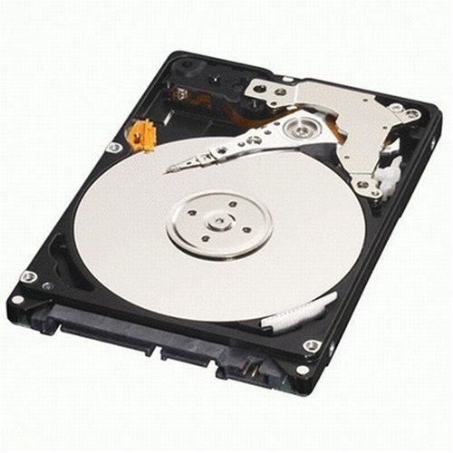 Western Digital WD3200BEVT Scorpio Blue 320GB interne Festplatte (6,4 cm (2,5 Zoll), 5400rpm, 8MB Cache, SATA)