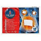 THE HEAT COMPANY Calentador Cuerpo - 10 piezas - EXTRA CÁLIDO - adhesivo - Calentador Espalda -...