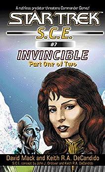 Star Trek: Invincible Book One (Star Trek: Starfleet Corps of Engineers 7) by [David Mack, Keith R. A. DeCandido]