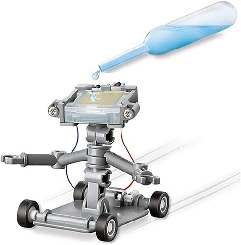 EP-Toy Wissenschaftliches experimentelles Spielzeug, Salzroboter Kindererziehungstechnologie Chemisches Experiment