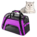 Best Cat Carrier - Soft Pet Carrier Airline Approved Soft Sided Pet Review