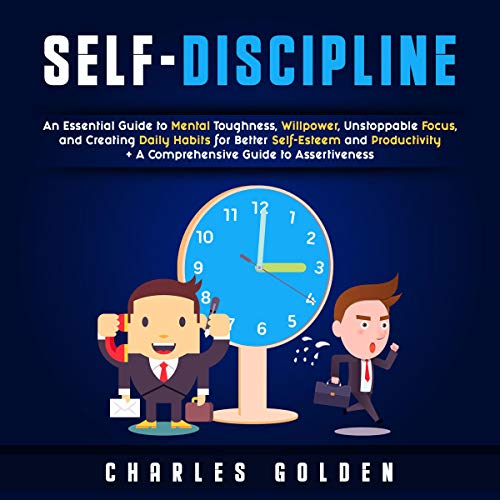 Self-Discipline  By  cover art