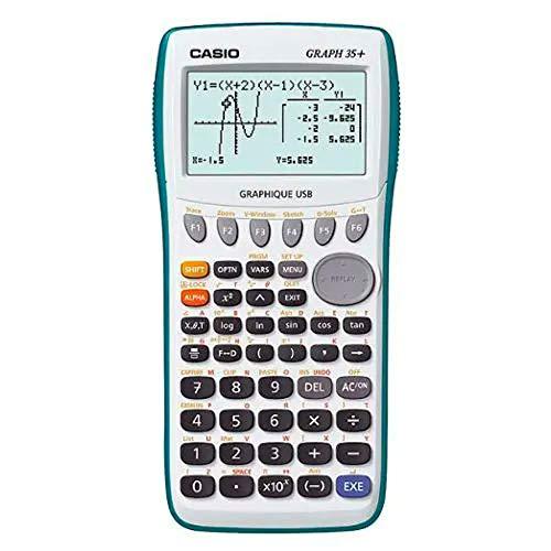 CASIO Calculatrice GRAPH 35+