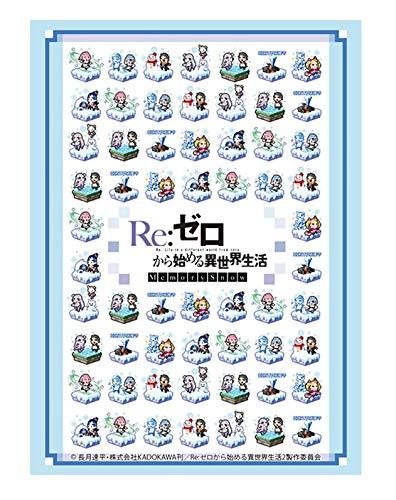 ブシロードスリーブコレクション ハイグレード Vol.2522 『Re:ゼロから始める異世界生活 Memory Snow』ドット絵ver.