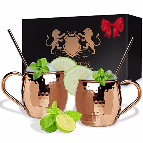 moscow mule 3 (set of 2 gift box)