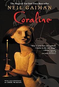 Coraline by [Neil Gaiman, Dave Mckean]