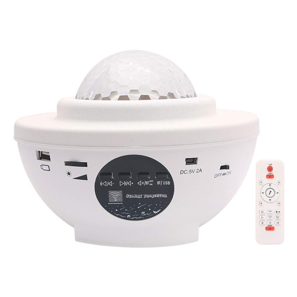 VAZON LED Galaxy Star Projector Light Wave Ocean Night Lights Beauty products fo Ranking TOP5