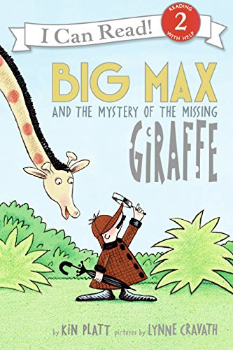 Big Max and the Mystery of the Missing Giraffe (I Can Read Level 2)の詳細を見る