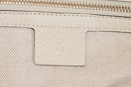 Fashion Shopping Gucci Women's Large Blue Straw Leather Bamboo Handle Handbag