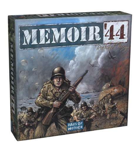 Asmodee - Days of Wonder 200056 - Memoire 44 Basisspiel (engl.)