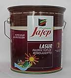 LASUR Protector de la madera 4 L de JAFEP (Roble)