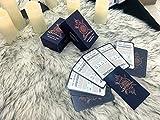 Tarotorial Training Tarot Deck - Tarot Reading, Tarot Tutorial, Tarot Guide, Witchy Tarot Deck (Tarotorial Only)